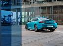 Фото авто Opel Insignia B, ракурс: 135 цвет: бирюзовый