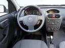 Фото авто Opel Corsa C, ракурс: рулевое колесо