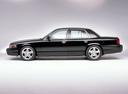 Фото авто Mercury Marauder 1 поколение, ракурс: 90