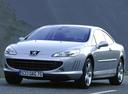Фото авто Peugeot 407 1 поколение, ракурс: 45