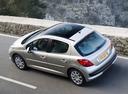 Фото авто Peugeot 207 1 поколение, ракурс: 135 цвет: серебряный