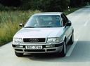 Фото авто Audi 80 8C/B4, ракурс: 45 цвет: серебряный