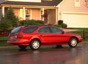 Фото авто Mercury Sable 3 поколение, ракурс: 270