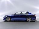 Фото авто Lexus GS 4 поколение [рестайлинг], ракурс: 90 цвет: синий