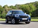 Фото авто Mini Countryman F60, ракурс: 315 цвет: синий