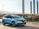 Фото авто Renault Scenic 4 поколение, ракурс: 315 цвет: голубой