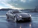 Фото авто Ferrari FF 1 поколение, ракурс: 315 цвет: серый