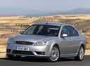 Фото авто Ford Mondeo 3 поколение, ракурс: 45 цвет: серебряный