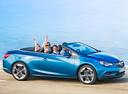 Фото авто Opel Cabrio 1 поколение, ракурс: 270