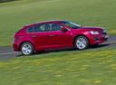 Фото авто Chevrolet Cruze J300 [рестайлинг], ракурс: 270 цвет: красный