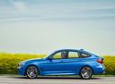 Фото авто BMW 3 серия F30/F31/F34 [рестайлинг], ракурс: 90 цвет: синий