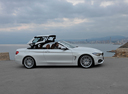 Фото авто BMW 4 серия F32/F33/F36, ракурс: 270 цвет: белый
