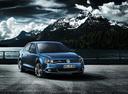 Фото авто Volkswagen Jetta 6 поколение, ракурс: 315 цвет: синий