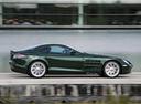 Фото авто Mercedes-Benz SLR-Класс C199, ракурс: 270 цвет: зеленый
