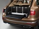 Фото авто Bentley Bentayga 1 поколение, ракурс: багажник