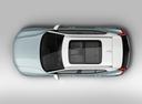 Фото авто Volvo XC40 1 поколение, ракурс: сверху цвет: аквамарин