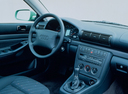 Фото авто Audi A4 B5, ракурс: торпедо