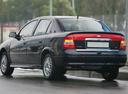 Фото авто Chevrolet Viva 1 поколение, ракурс: 135 цвет: фиолетовый