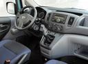 Фото авто Nissan NV200 1 поколение, ракурс: центральная консоль