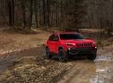 Фото авто Jeep Cherokee KL [рестайлинг], ракурс: 315 цвет: красный