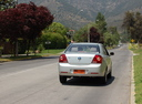 Фото авто Geely MK 1 поколение [рестайлинг], ракурс: 180 цвет: серебряный