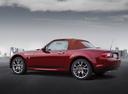 Фото авто Mazda MX-5 NC [2-й рестайлинг], ракурс: 135 цвет: красный