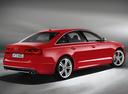 Фото авто Audi S6 C7, ракурс: 225 цвет: красный