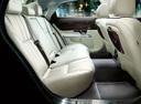 Фото авто Jaguar XJ X351, ракурс: задние сиденья