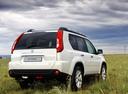 Фото авто Nissan X-Trail T31 [рестайлинг], ракурс: 225 цвет: белый