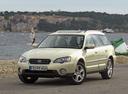 Фото авто Subaru Outback 3 поколение, ракурс: 45