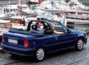 Фото авто Opel Kadett E [рестайлинг], ракурс: 225