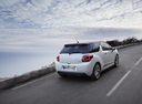 Фото авто DS 3 1 поколение [рестайлинг], ракурс: 225 цвет: белый