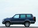 Фото авто Nissan Terrano R20 [2-й рестайлинг], ракурс: 90