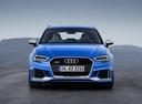Фото авто Audi RS 3 8VA [рестайлинг],  цвет: синий
