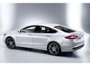 Фото авто Ford Mondeo 5 поколение, ракурс: 135 - рендер цвет: белый