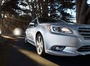 Фото авто Subaru Legacy 6 поколение, ракурс: передняя часть