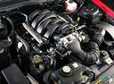 Фото авто Ford Mustang 5 поколение, ракурс: двигатель