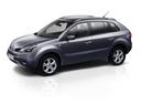 Фото авто Renault Koleos 1 поколение, ракурс: 45 цвет: серый