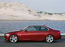 Фото авто BMW 3 серия E90/E91/E92/E93 [рестайлинг], ракурс: 90 цвет: красный