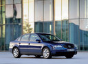 Фото авто Volkswagen Passat B5.5 [рестайлинг], ракурс: 270 цвет: синий