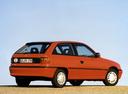 Фото авто Opel Astra F [рестайлинг], ракурс: 225