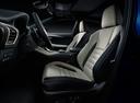 Фото авто Lexus NX 1 поколение [рестайлинг], ракурс: сиденье