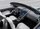 Фото авто Jaguar F-Type 1 поколение, ракурс: салон целиком