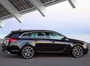 Фото авто Opel Insignia A, ракурс: 270 цвет: черный
