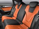 Фото авто Audi S5 8T, ракурс: задние сиденья