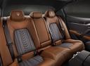 Фото авто Maserati Ghibli 3 поколение [рестайлинг], ракурс: задние сиденья