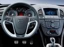 Фото авто Opel Insignia A, ракурс: рулевое колесо