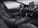 Фото авто Audi S6 C7, ракурс: торпедо