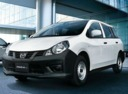 Фото авто Mazda Familia Y12 [рестайлинг], ракурс: 45 цвет: белый