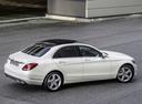 Фото авто Mercedes-Benz C-Класс W205/S205/C205, ракурс: 225 цвет: белый